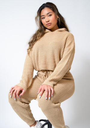 The Cozy Mocha Set