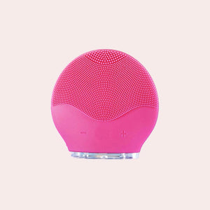 Beauty Tech™  Ultrasonic Silicone Facial Cleanser