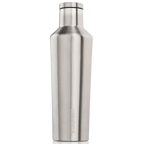 Corkcicle Canteen Metallic Stainless - JennaBenna Sorority