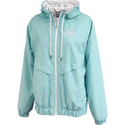 Embroidered Becky Ladies Fit Aqualon Anorak Jacket - JennaBenna Sorority