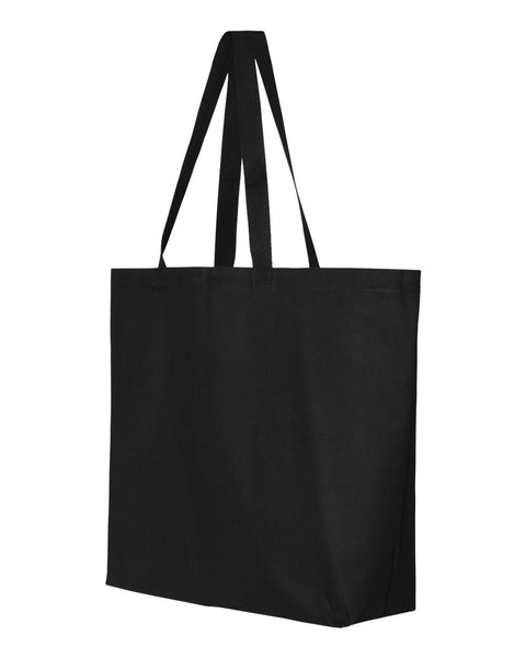 Jumbo Colorful Sorority Tote Bag - Sorority Apparel