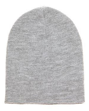 Monogrammed Straight Beanie - Sorority Apparel
