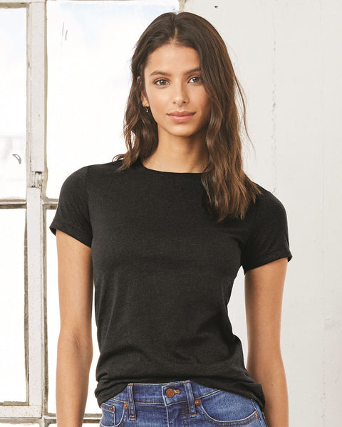 Bella Ladies Slim Fitted Favorite Tee - JennaBenna Sorority