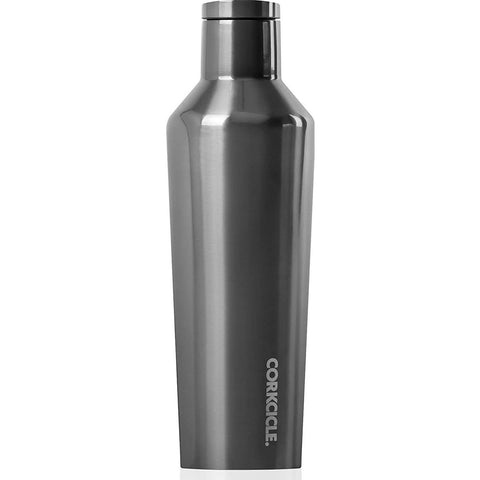 Corkcicle Canteen Metallic Gunmetal - JennaBenna Sorority