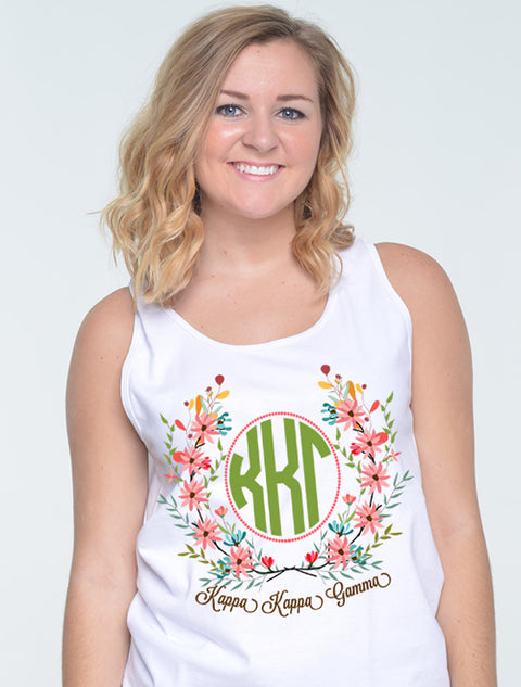 In The Spring of Things Shirt - Sorority Apparel