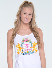 Milwaulkee Bay Crest Sorority Printed Shirt - Sorority Apparel