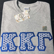 Kappa Kappa Gamma Exclusive Crest Perfect Combo Tee - Sorority Apparel