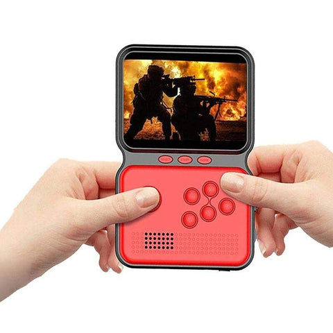 900 Games 3 Inch Mini Rechargeable Handheld M3 Retro Game Controller