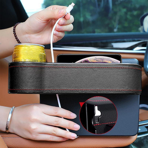 Car Organisers Multifunctional Storage Box Car Organizer Seat Gap