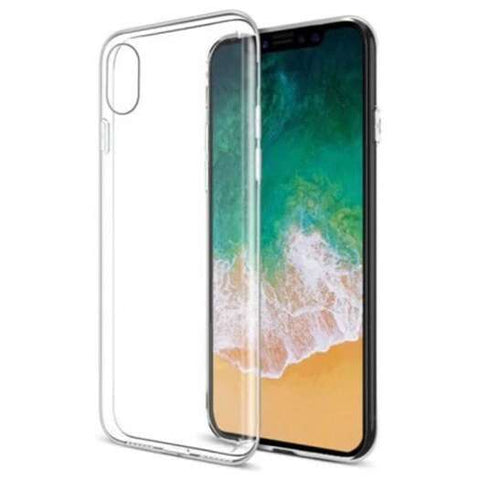 Phone Cases & Covers Transparent Slim Thintpu Cover Case For Iphone X-