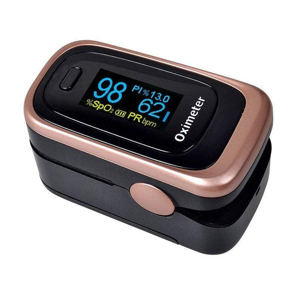 Blood Pressure Monitors Household Finger Pulse Oximeter Lightweight Portable Spo2 Monitor Heartbeat Saturation Product Sleep-Monitoring