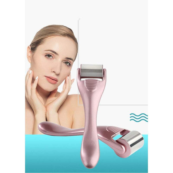 Facial Toning & Complexion Ice Roller Massage Cold Treatment For Premium And Body