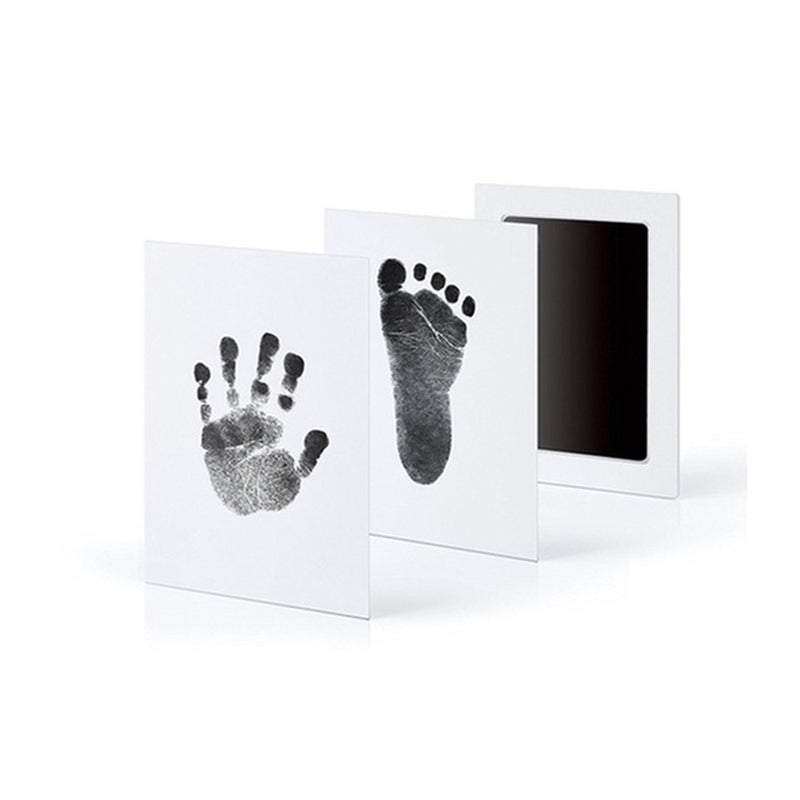 Growth Charts Inkless Baby Keepsake Kit Baby Hand Foot Print Keepsake Kit