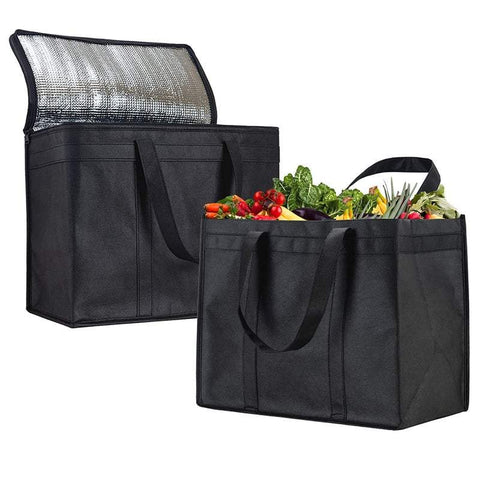 Cooler Bags Insulated Grocery Bag Reusable Food Storage Bag Large Capacity Picnic Bag