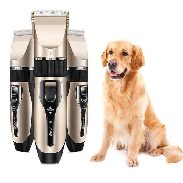Dog Supplies Pet Clippers Professional Electric Pet Hair Shaver