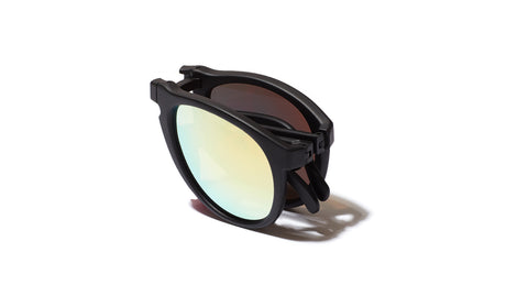 Sunpocket II Matt Black Wild