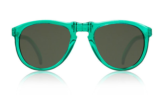 Sunpocket II Crystal Green
