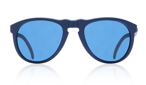 Sunpocket II Matt Blue
