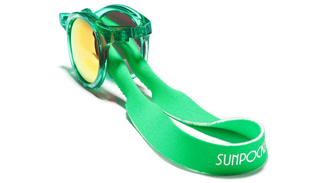 Neoprene Retainer Green