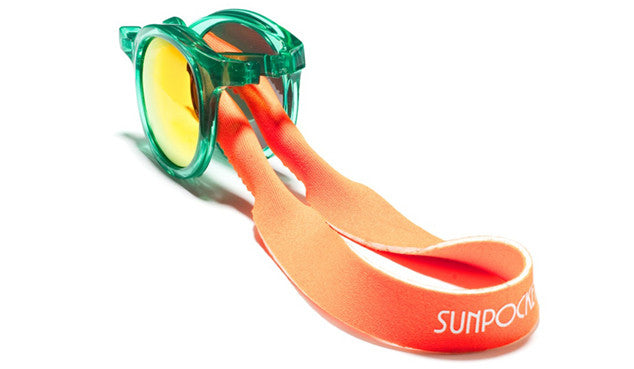 Neoprene Retainer Orange