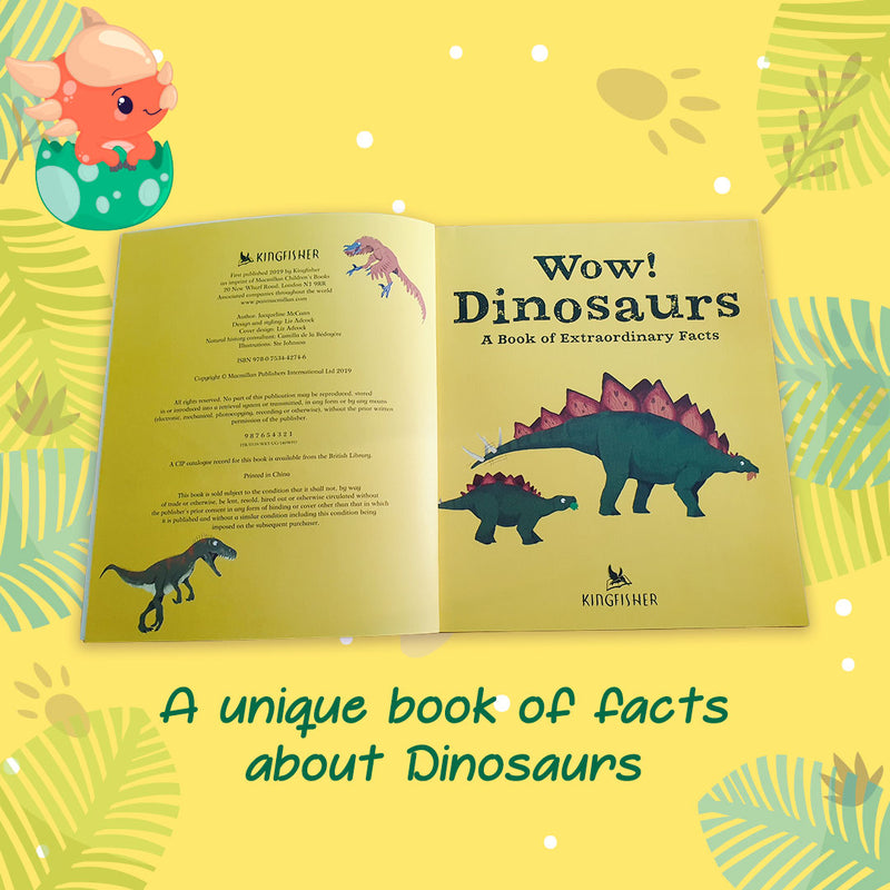 WOW! - Dinosaurs