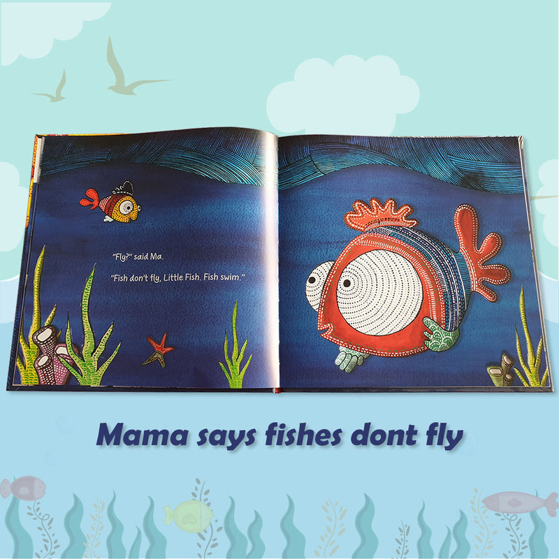 Fly Little Fish