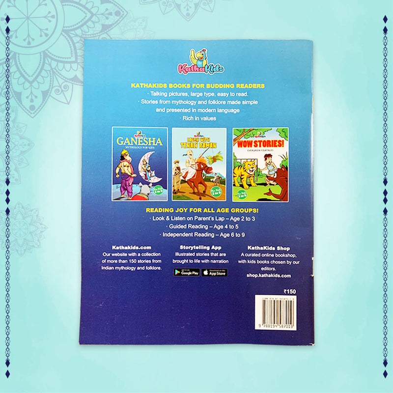 Ganesha - Mythology for kids
