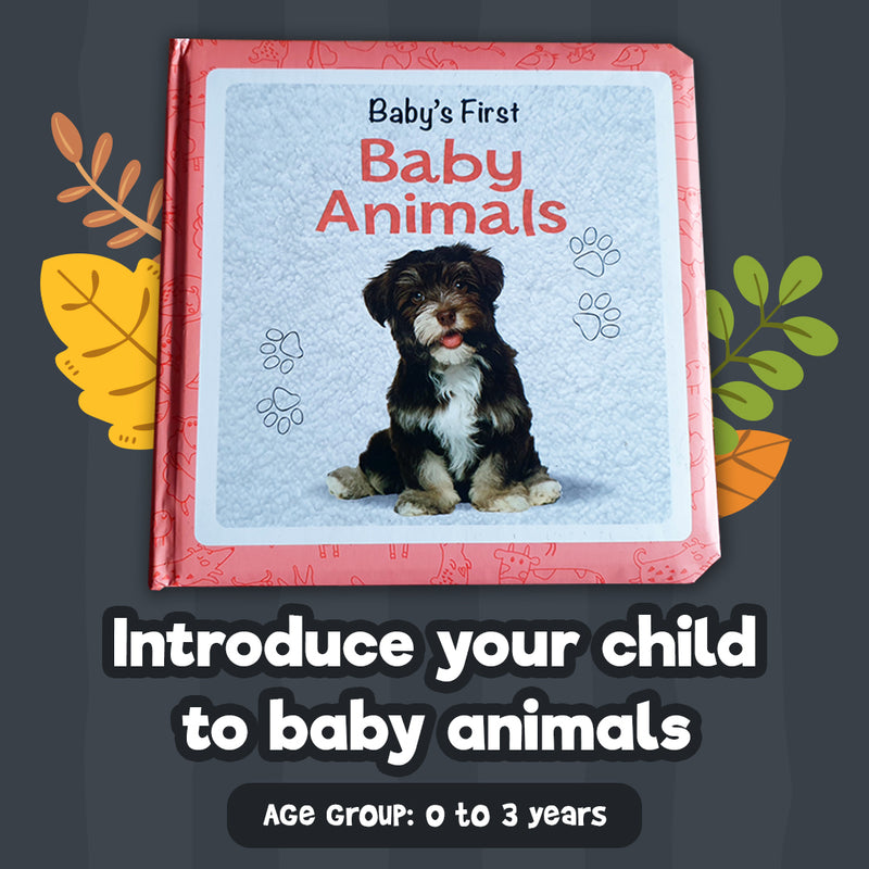 Baby's first: Baby Animals (Board Book)