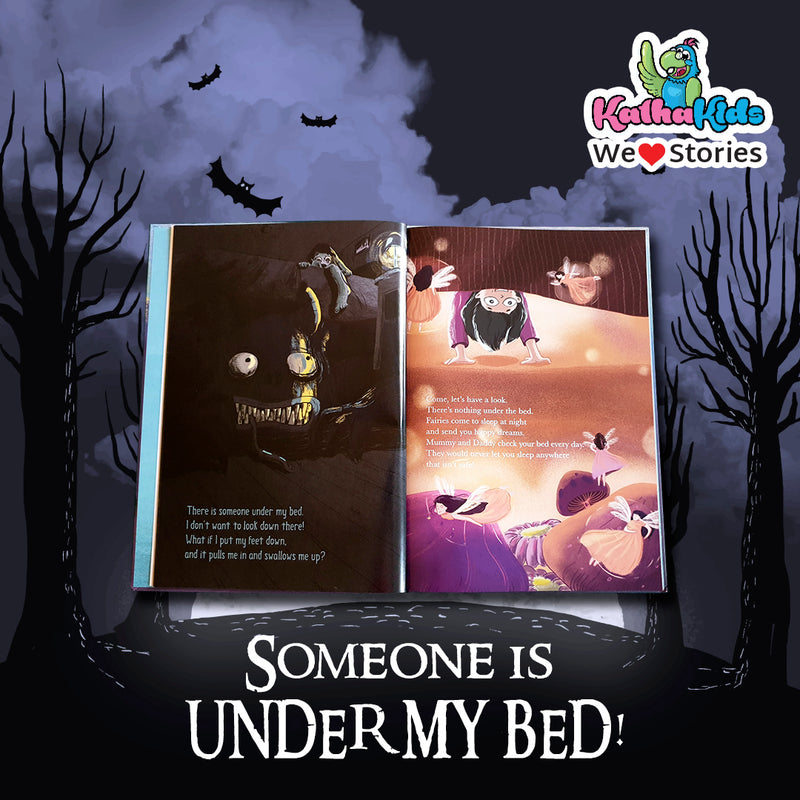 There's a Monster under my bed! And other Terrible Terrors