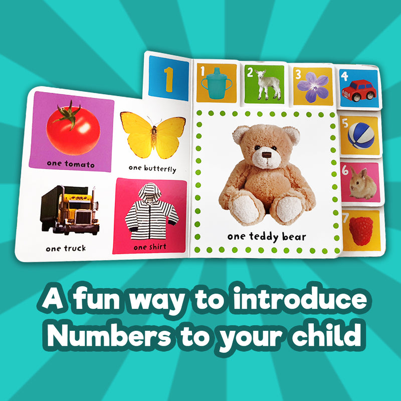 Priddy Books: Numbers (Board Book)
