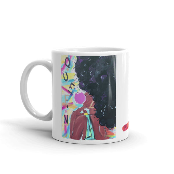 Around The Way Girl Mug