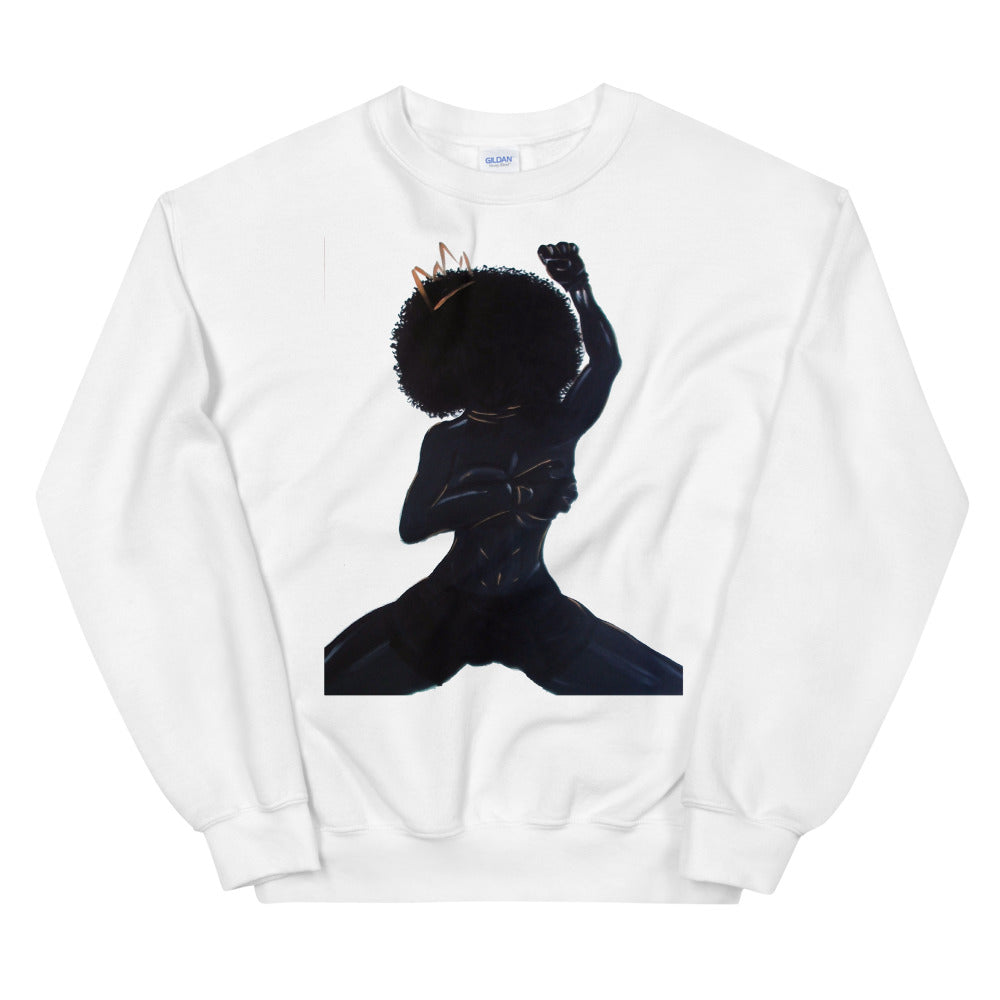 Black Heiress Unisex Sweatshirt