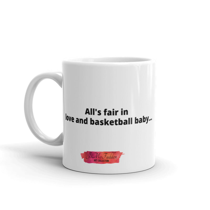 Love and Basketball Mug