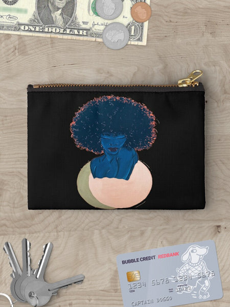 Sunkissed Soul Zipper Pouch