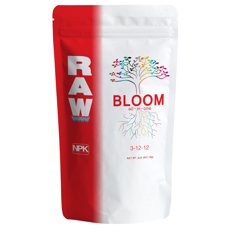 RAW BLOOM All-in-One