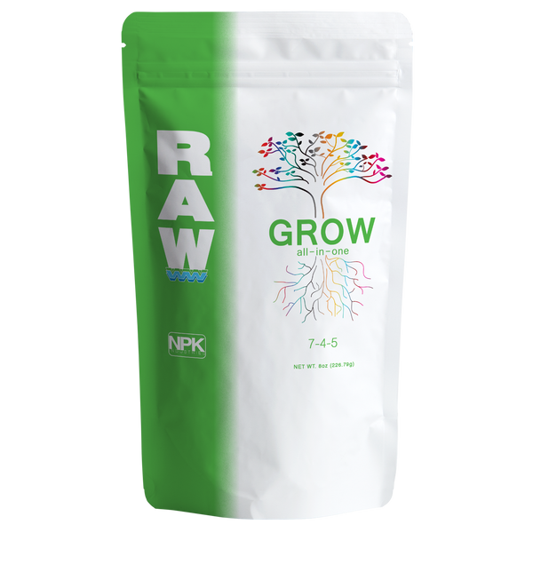 RAW GROW All-in-One