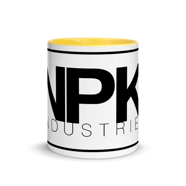NPK Mug with Color Inside