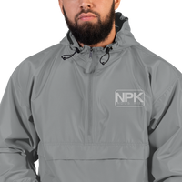 NPK Embroidered Champion Packable Jacket