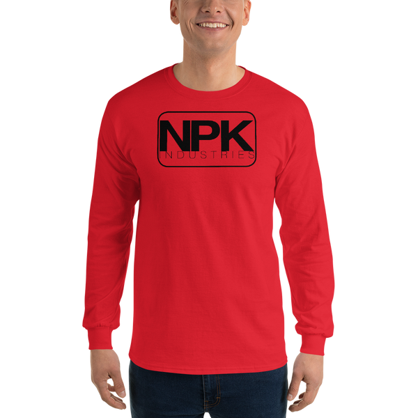 NPK Men's Long Sleeve Shirt