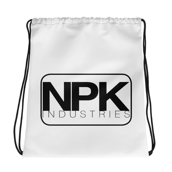 NPK Drawstring Bag