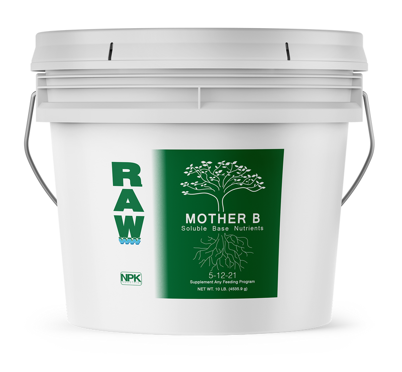 RAW MOTHER B