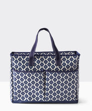 Load image into Gallery viewer, Boon Supply Large Multi-Pocket Zip Tote