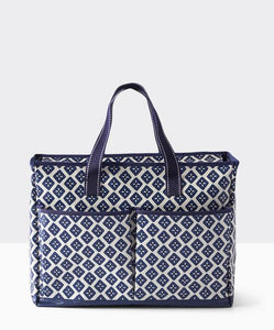 Boon Supply Large Multi-Pocket Zip Tote