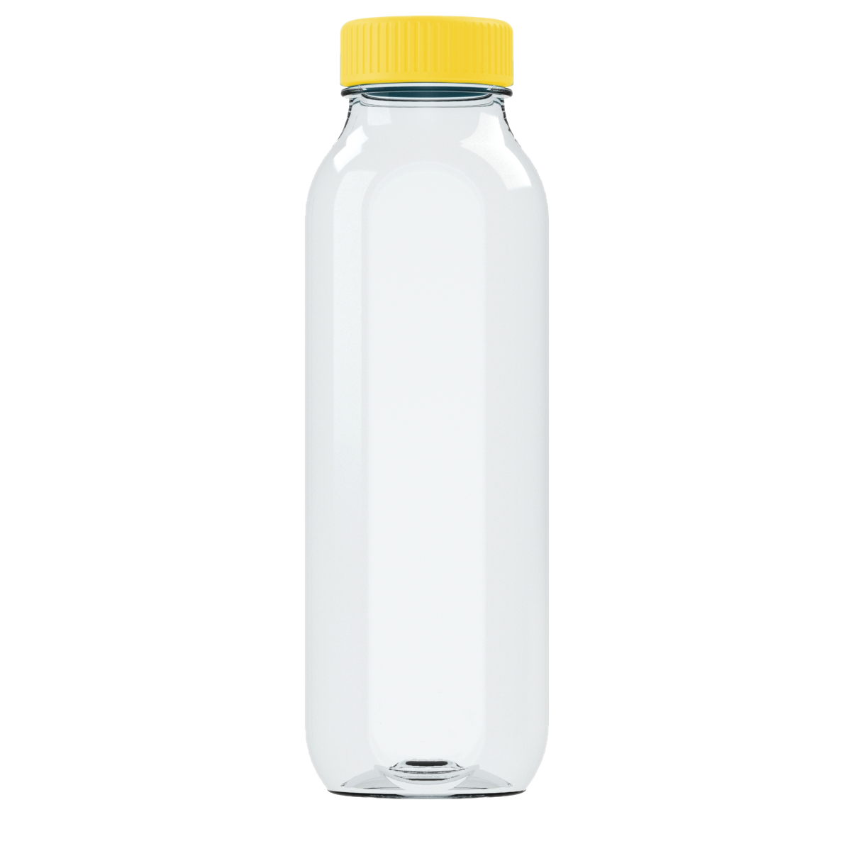 Bee Pollen Yellow Cupanion Bottle