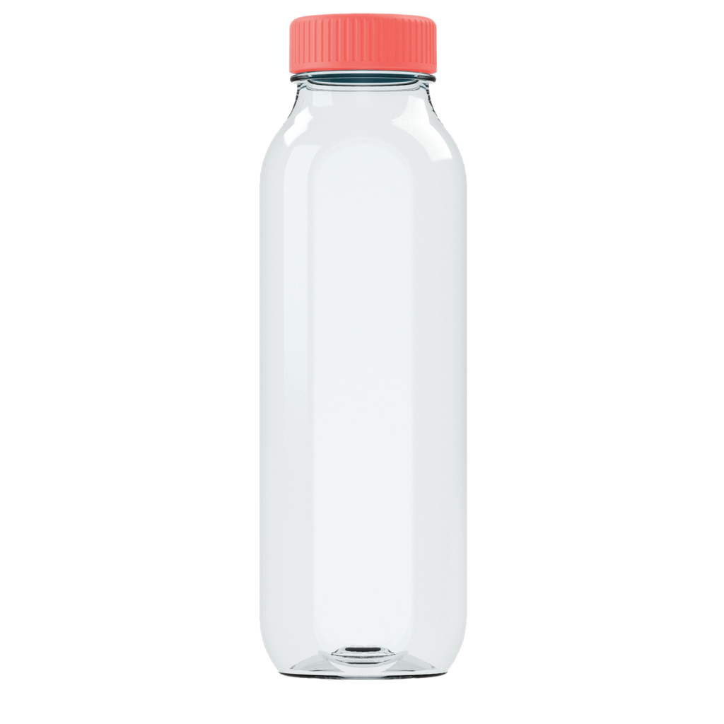 Living Coral Cupanion Bottle