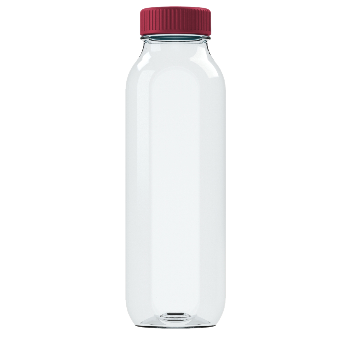 Raspberry Red Cupanion Bottle