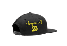 Load image into Gallery viewer, Black Joyous 24 Cap