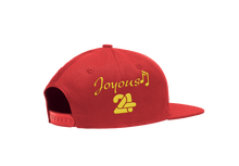 Load image into Gallery viewer, Red Joyous 24 Cap