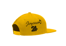 Load image into Gallery viewer, Yellow Joyous 24 Cap
