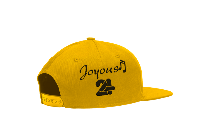 Yellow Joyous 24 Cap